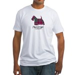 Terrier - MacGregor of Balquidder Fitted T-Shirt