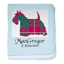 Terrier - MacGregor of Balquidder baby blanket