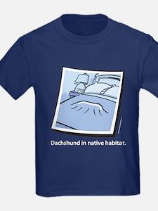 Dachshund Native Habitat T