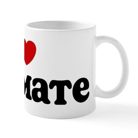 I Love Ultimate Mug