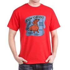 Know your dachshund T-Shirt