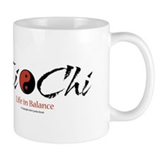 Tai Chi/Yin Yang<br>Life in Balance Mug