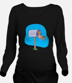 squirrel sleeping in mailbox.png Long Sleeve Mater