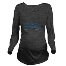 I was horny. - Grey's Anatomy Long Sleeve Maternit