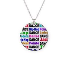 Dance Styles #2 Necklace