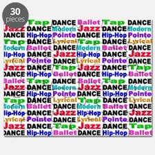 Dance Styles #2 Puzzle