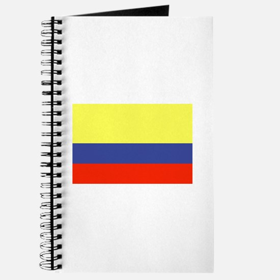 Colombian Flag Journal