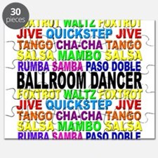 Ballroom Words Puzzle