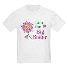 I am the Big Sister T-Shirt