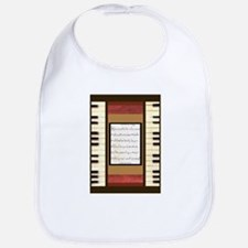 Piano Keys Sheet Music Song K. Hubler Bib