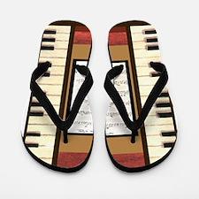 Piano Keys Sheet Music Song K. Hubler Flip Flops