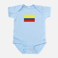 Colombian Flag 6 Infant Bodysuit