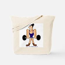 MuscleMan Tote Bag