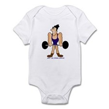 MuscleMan Infant Bodysuit