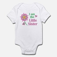 I am the Little Sister Infant Bodysuit