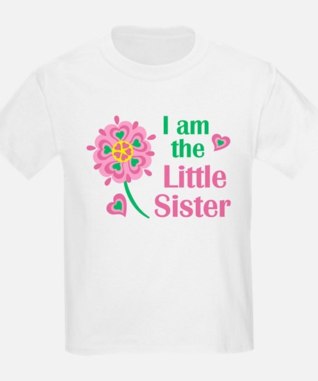 I am the Little Sister T-Shirt