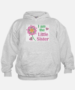 I am the Little Sister Hoodie