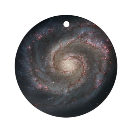 Whirlpool Ornament (Round)