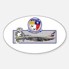 VF-2 Bounty Hunters Oval Decal