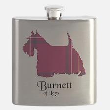 Terrier - Burnett of Leys Flask