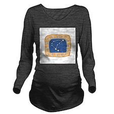 cap-10.jpg Long Sleeve Maternity T-Shirt