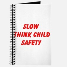 Slow Think Child Safety Journal