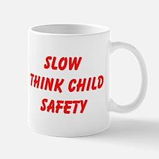 Slow Think Child Safety Mugs