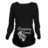 Arriving soon Dark Maternity Long Sleeves