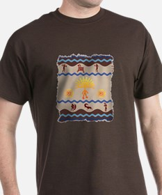 Spirit Path Rock Art T-Shirt