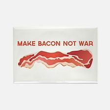 Make Bacon Not War Magnets