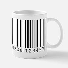Bar code Mugs