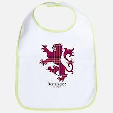 Lion - Burnett of Leys Bib