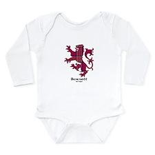 Lion - Burnett of Leys Long Sleeve Infant Bodysuit