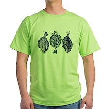 3 Flounder T-Shirt