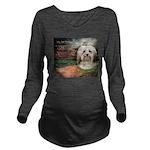 godmadedogs.png Long Sleeve Maternity T-Shirt