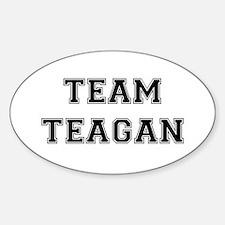 Team Teagan Decal