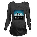 nightsky.png Long Sleeve Maternity T-Shirt
