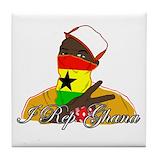 Ghana Drink Coasters