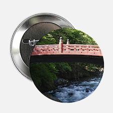"""Shin-kyo Bridge 2.25"""" Button"""