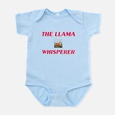 The Llama Whisperer Body Suit