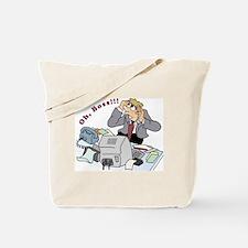 Oh, Boss! Tote Bag