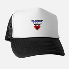 Life Without My Chocolate Lab Trucker Hat