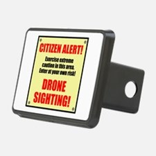 Citizen Alert! Drone Sighting! Hitch Cover
