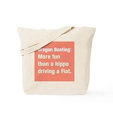 More fun Than Tote Bag