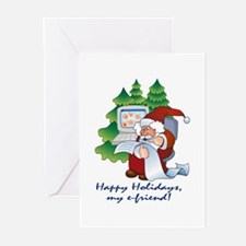 For E-Friend Greeting Cards (Pk of 10)