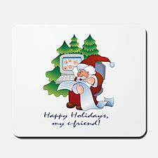 For E-Friend Mousepad