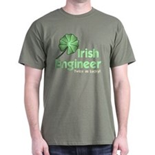 Irish Engineer T-Shirt