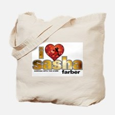I Heart Sasha Farber Tote Bag