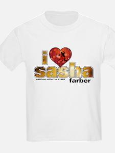 I Heart Sasha Farber T-Shirt