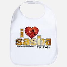 I Heart Sasha Farber Bib